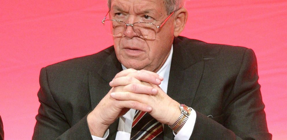 PHOTO: Dennis Hastert attends the Symposium to mark the 33rd Anniversary of the Iranian Revolution at The Waldorf-Astoria, Feb. 11, 2012, in New York.
