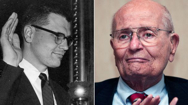 GTY dingell congress changed jtm 140224 16x9 608 John Dingells Congress: A Lot Has Changed Since 1955