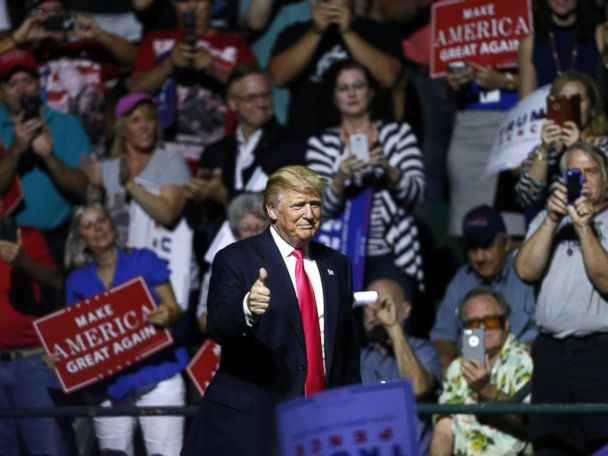 Trump: No Path to Legalization for Undocumented Immigrants
