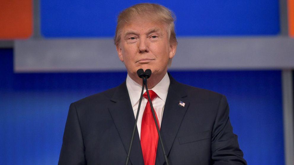 politics donald trump republican debate