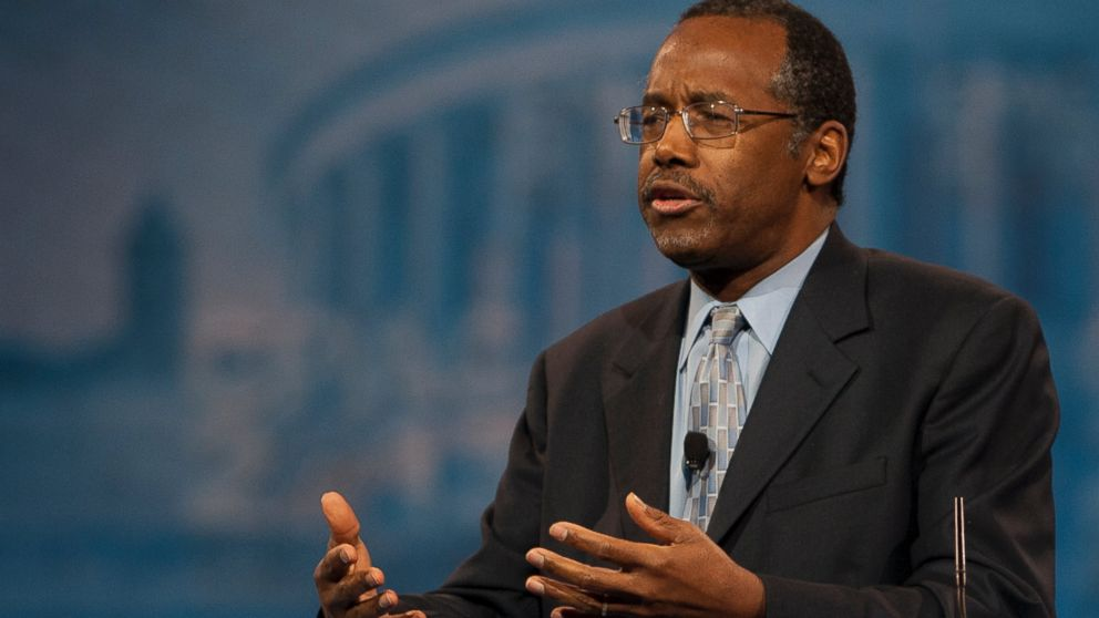 Ben Carson: Obamacare is 'Slavery'