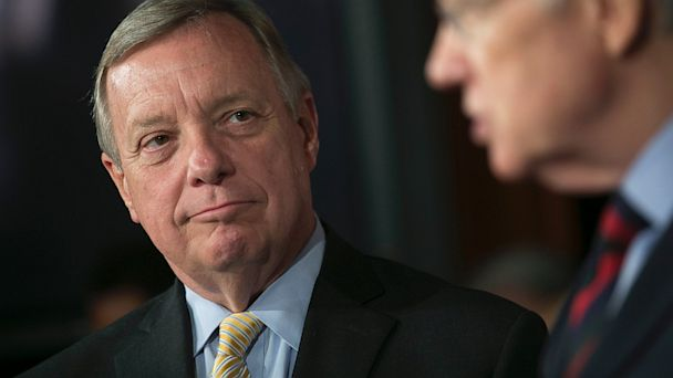 GTY durbin ml 130917 16x9 608 Top Dem on Naval Shooting: God Forbid We Go On With Business As Usual