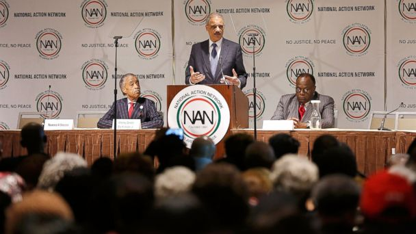 GTY eric holder mar 140410 16x9 608 Fed Up Eric Holder Rips Congress: Unprecedented, Unwarranted, Ugly and Divisive