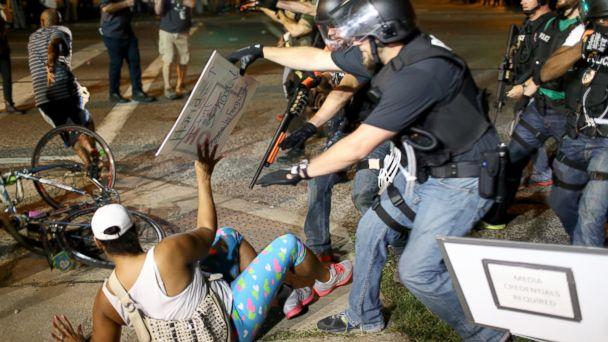 GTY ferguson protest mar 140819 16x9 608 US Rejects International Criticism of Ferguson Police