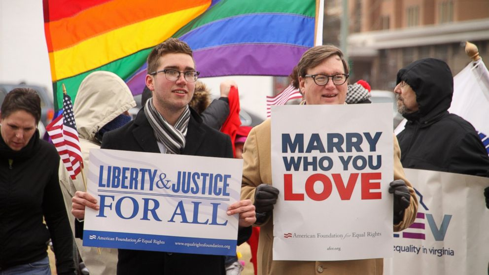 gay marriage and politics