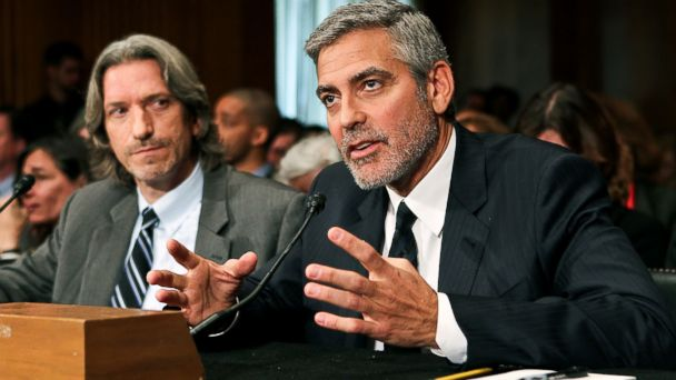 GTY george clooney jef 140226 16x9 608 Congress Hearts Hollywood, Experts or Not