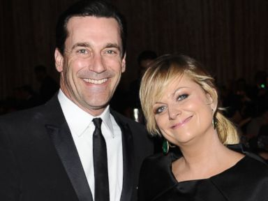 Jon Hamm and Amy Poehler both offered their time to Sen. Al Frankens reelection bid, and met with campaign contributors in 2014.