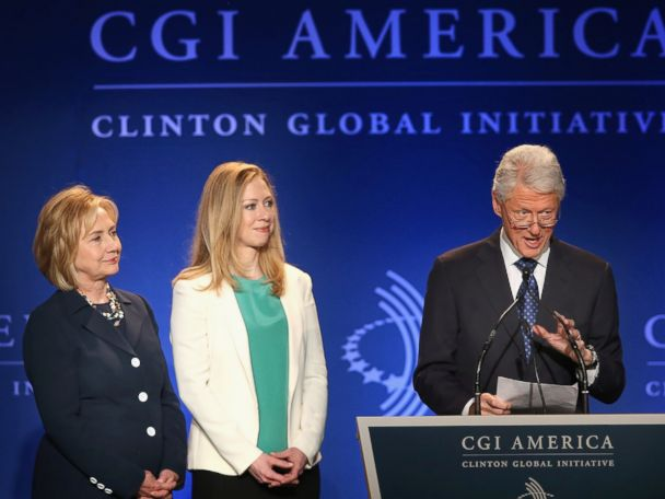 Bill Clinton Outlines Potential Changes to Foundation