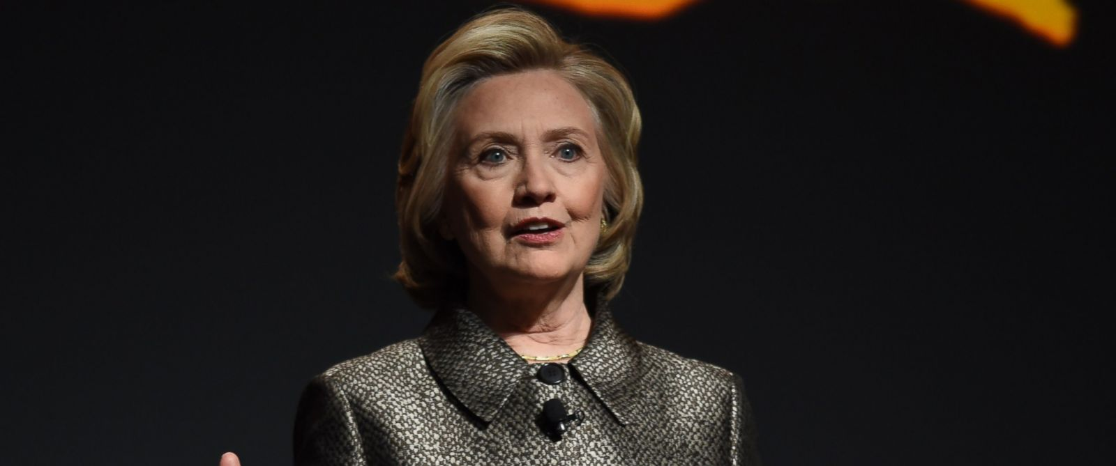PHOTO: Hillary Clinton participates in a womens equality event March 9, 2015 in New York.