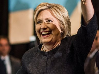 Clinton Shifts Schedule to Focus on Calif. Before Tight Primary
