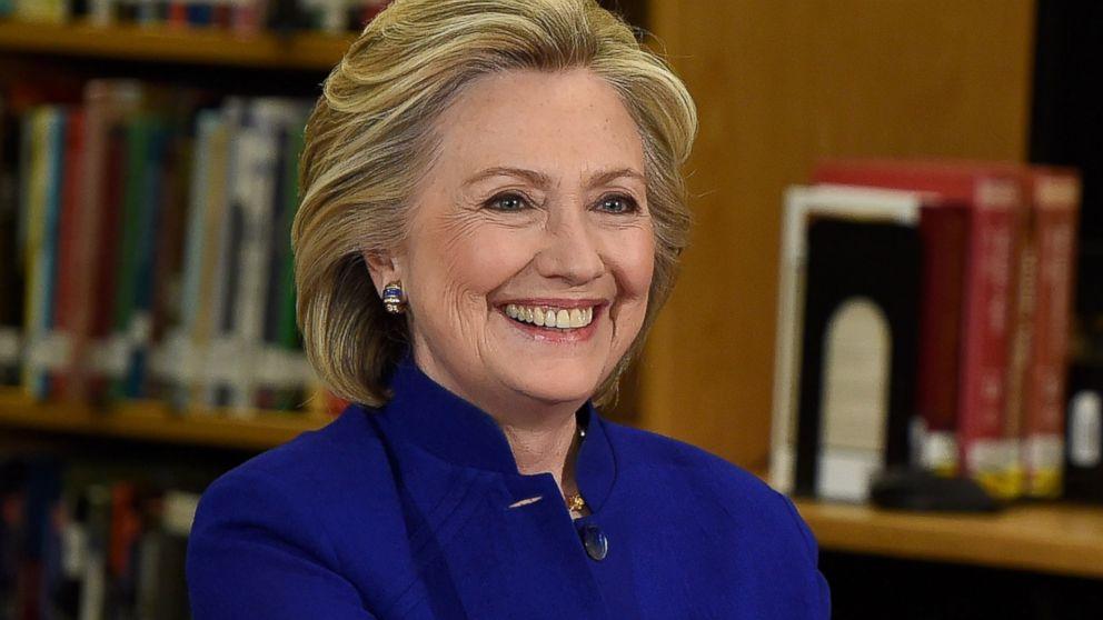 Mariana Flores: Hillary Clinton