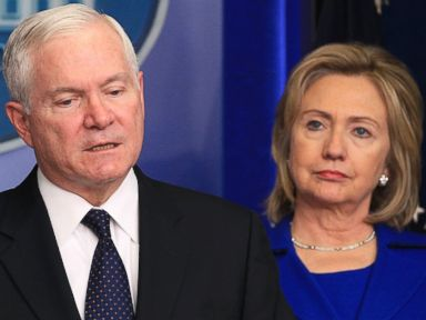Clinton Pushes Back Against Iraq Allegations In Bob Gates Book