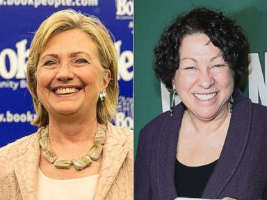 Sotomayor Promises Clinton Costco Encounter Wasn't Planned