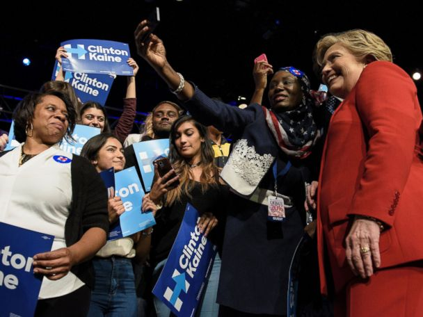 Differences on Race, Gender Stark This Election