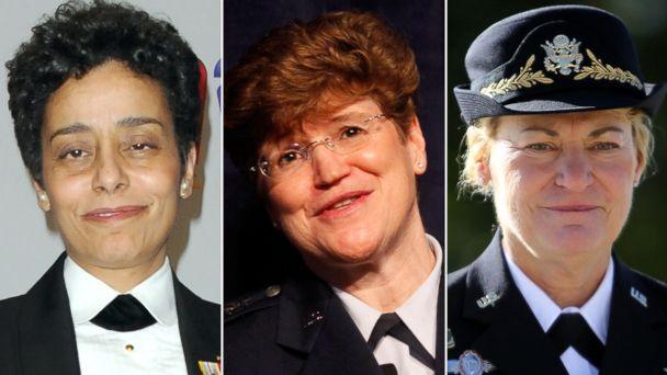 GTY howard wolfenbarger dunwoody jef 140702 16x9 608 Meet the US Militarys Three Four Star Women