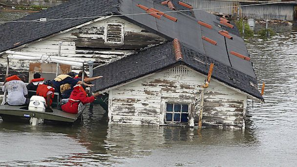PHOTO: Hurricane Katrina