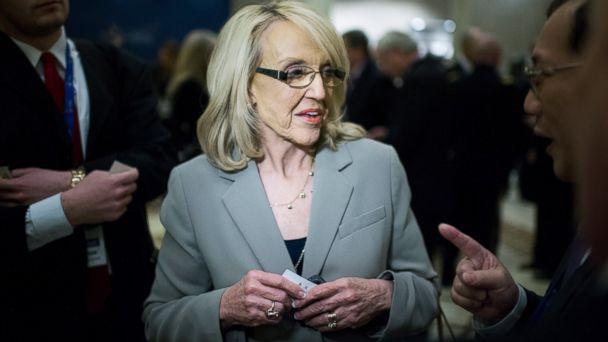 GTY jan brewer jef 140224 16x9 608 GOP Senators Urge Veto of Controversial Arizona Anti Gay Bill