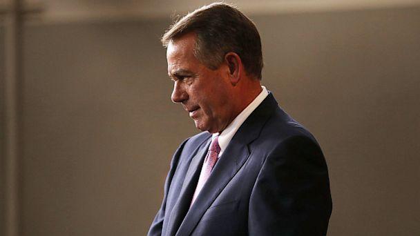 GTY john boehner immigration lpl 130725 16x9 608 Boehner Scolds Rep. King for Hateful Immigration Comments