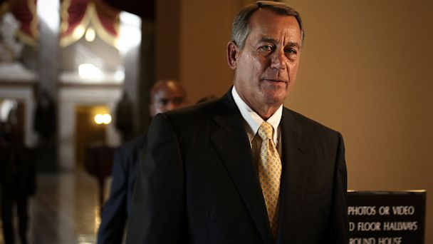 GTY john boehner jtm 131004 16x9 608 Coming up on This Week: House Speaker John Boehner