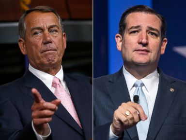 Pfeiffer: Boehner May Have the Gavel, But Cruz Has the Power
