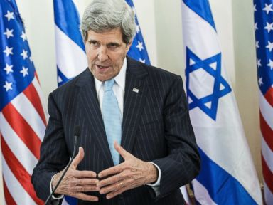 What Kerry Meant by Israel 'Apartheid' Comment