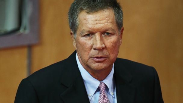 GTY jon kasich jtm 131121 16x9 608 GOP Governors Try to Re Brand, Urge Party to Connect to Heart of America