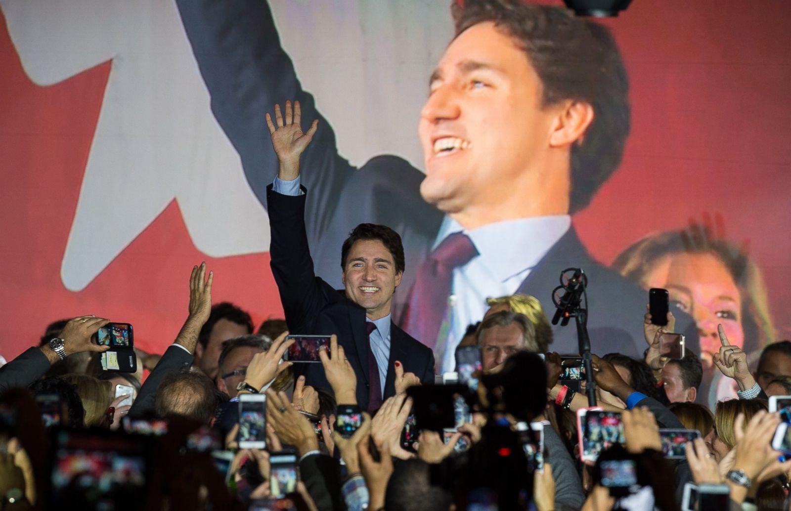 Justin Trudeau Through The Years Photos