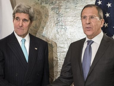 Diplomatic Dream Team? Kerry Lavrov to Meet