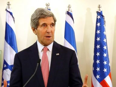 Kerry Worries Israeli PM Visit May Become 'Political Football'