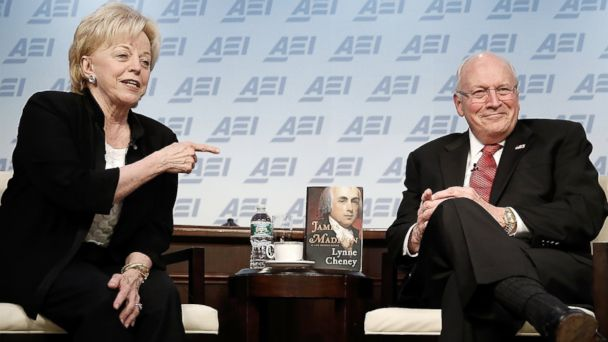 GTY lynne dick cheney jef 140714 16x9 608 Lynne Cheney Mocks Hillary Clinton: We Werent Dead Broke