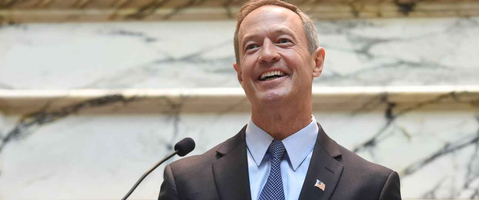 PHOTO: Governor Martin OMalley is pictured on Jan. 6, 2015 in Annapolis, Md.