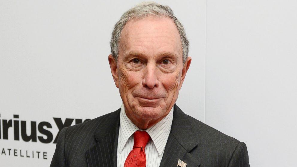 نتيجة بحث الصور عن Michael Bloomberg