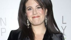 PHOTO: Monica Lewinsky during the Opening Night Party for Nigel Parrys Blunt Exhibition Hosted by Mens Health, Dec. 5, 2006 at MILK Studios in New York.