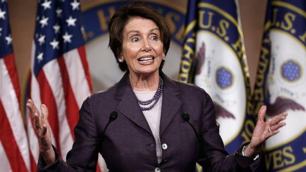 GTY nancy pelosi kab 140509 16x9 608 Pelosi Mulls Benghazi Probe She Calls Political Stunt