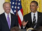 PHOTO: President Obama and Joe Biden