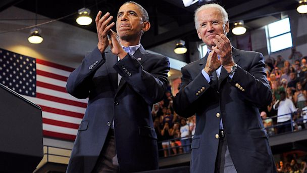 GTY obama joe biden nt 130823 16x9 608 Obama, Biden Side by Side in Scranton, but What About 2016?