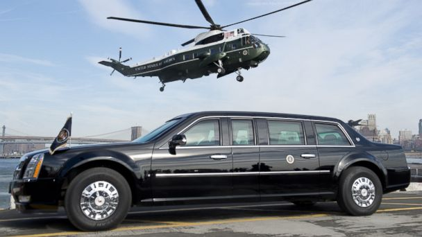 GTY obama limo kab 140312 16x9 608 White House Shopping for a New Beast