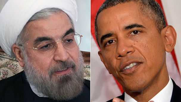 GTY obama rouhani tk 130923 16x9 608 White House Throws Cold Water on Obama Rouhani Meeting