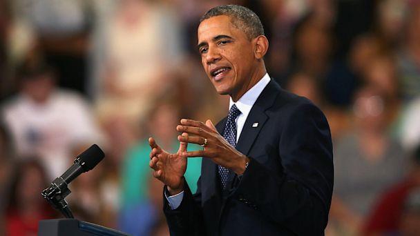GTY obama speech econ lpl 130724 16x9 608 President Obama Kicks Off Economy Campaign, Blasts GOP