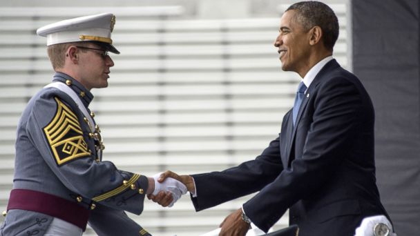 GTY obama west point jef 140528 16x9 608 Five Ways Obama Wants To Change Foreign Policy