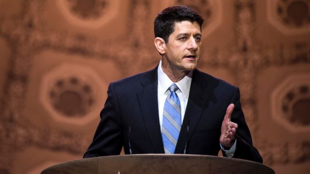 GTY paul ryan sk 140310 16x9 608 For the Record: The GOPs 2016ers on Russia, Ukraine and Crimea