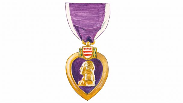 PHOTO: The Purple Heart