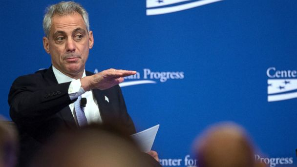 GTY rahm emanuel jef 131024 16x9 608 Rahm Emanuel: Dems Can Win in 2014 if GOP Stays on Shutdown Course
