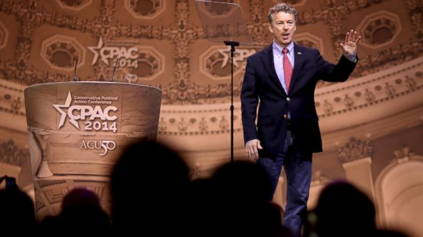 GTY rand paul sk 140310 16x9 608 For the Record: The GOPs 2016ers on Russia, Ukraine and Crimea