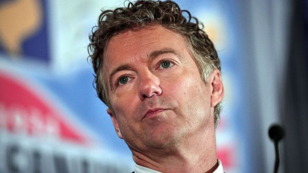 GTY rand paul tk 131223 16x9 608 Rand Paul Airs Festivus Grievance Against Dad Ron Paul