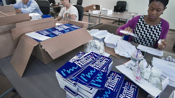 GTY ready for hillary jef 130730 16x9 608 Ready for Hillary PAC Reports Seven Figure Cash Haul