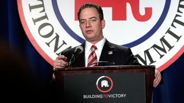 GTY reince priebus rcn 2 sk 140509 16x9 608 Republican National Committee Backs 20 Week Abortion Ban