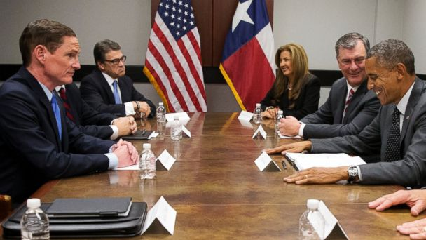 GTY rick perry obama jef 140711 16x9 608 How Rick Perry Won the Week