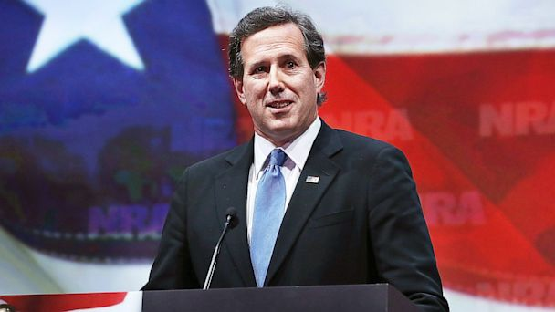 GTY rick santorum dm 130808 16x9 608 Rick Santorums Iowa Homecoming Sparks 2016 Speculation