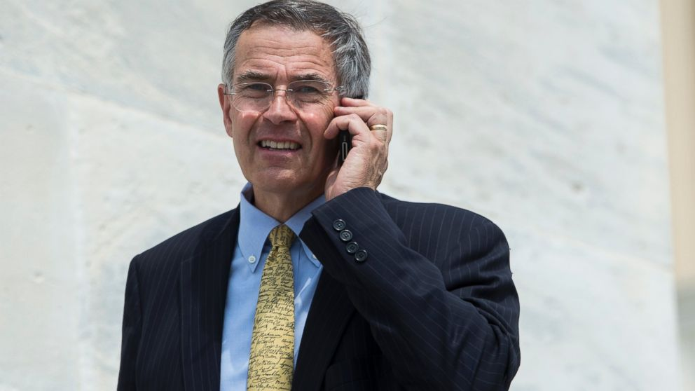 PHOTO: Rush Holt is pictured on June 28, 2013 in Washington, D.C.